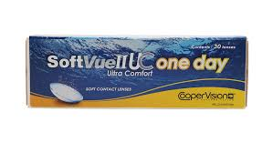 SoftVue 2 Ultra Comfort 1 Day by CooperVision