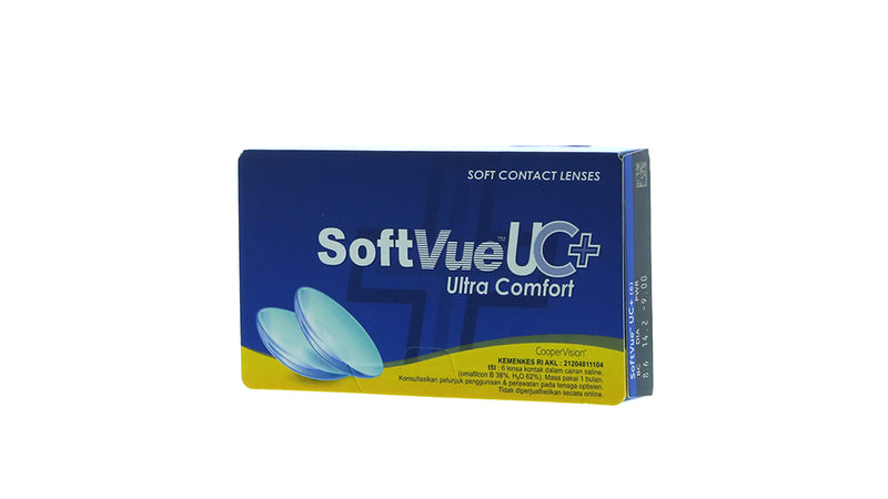 SoftVue Ultra Comfort+ by CooperVision ( Pre Order )