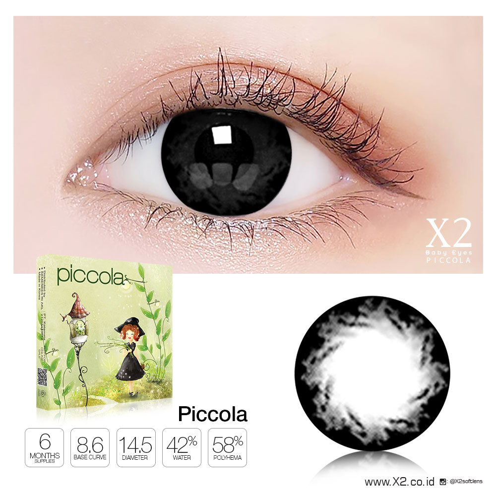X2 Baby Eyes Piccola
