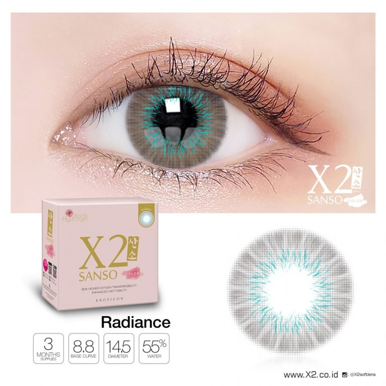 X2 Sanso Color Radiance