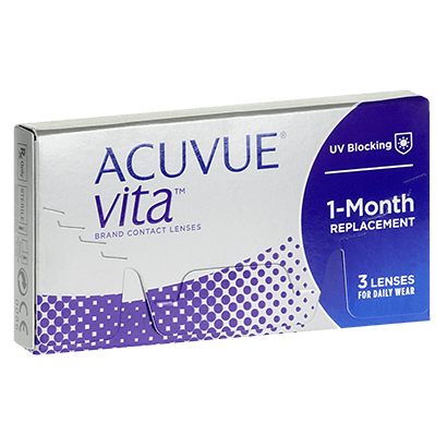 ACUVUE VITA by Johnson & Johnson ( Pre Order )