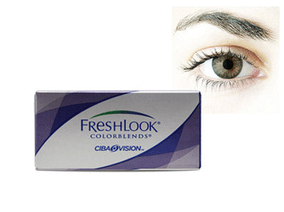 Freshlook Colorblends Pure Hazel by Ciba Vision