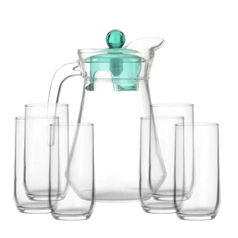 Teko Set Bahamas Set Of 7 - Luminarc