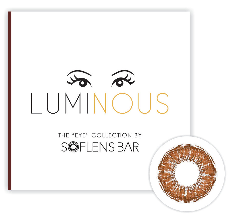 Softlens Luminous Choco by Softlens Bar