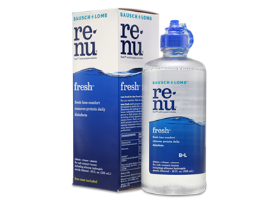 Re-Nu Fresh 355ml by Bausch & Lomb