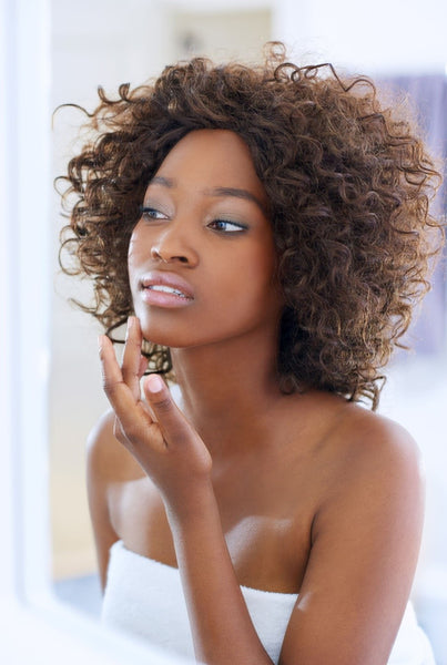 Dark Spots on Dark Skin and How to Get Rid of Them