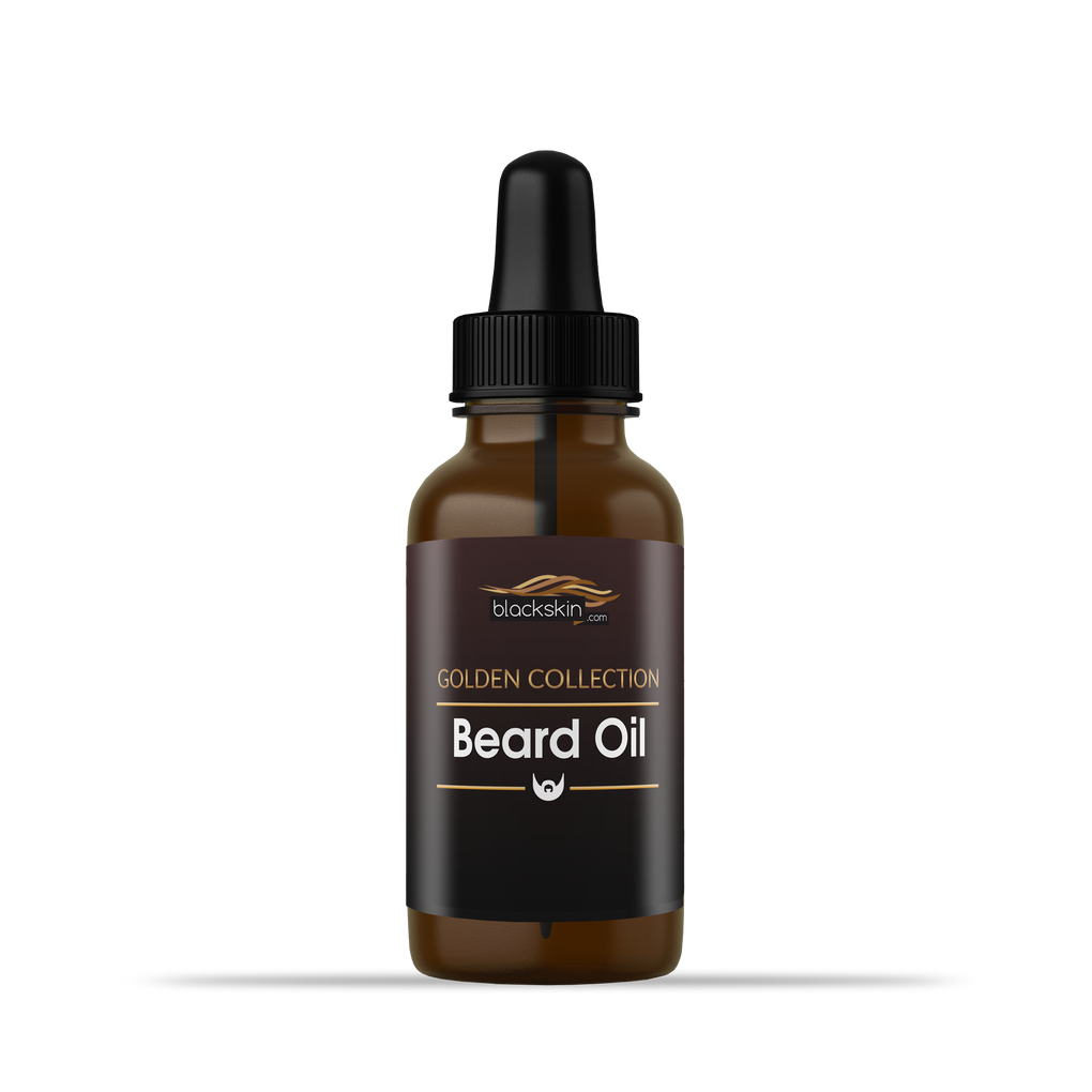 Golden Beard Oil