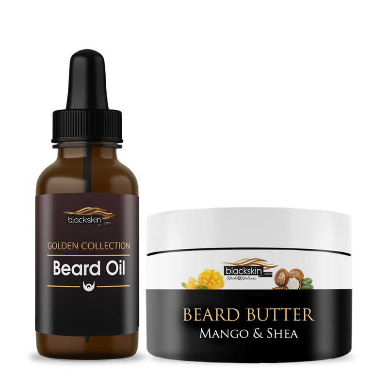 Beard Oil & Mango & Shea Beard Butter
