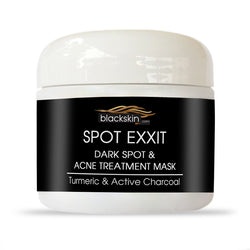 Spot Exxit Dark Spot and Acne Treatment Mask - Blackskin.com Product for Black skin , Dark Marks , Acne on Black Skin. Hyper pigmentation
