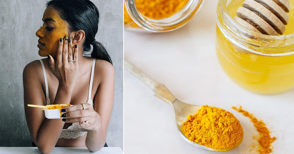 Skin Bright -  Turmeric & Cinnamon Brightening Mask 4.0oz