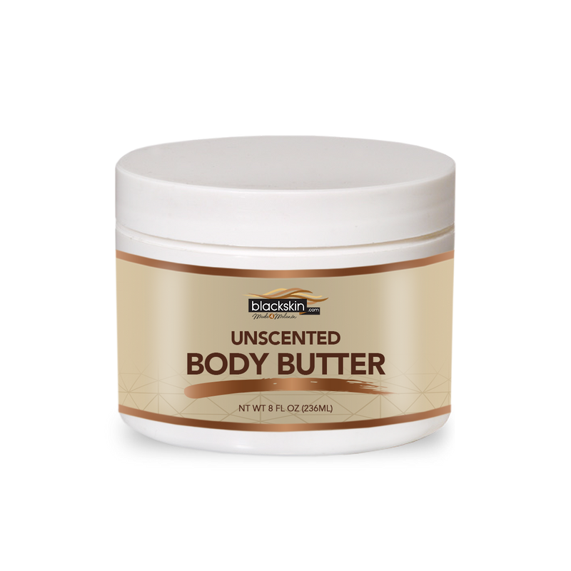 Unscented Body Butter 8oz