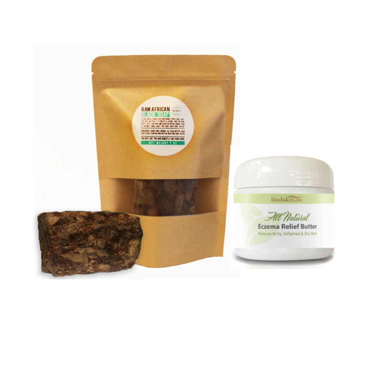 Eczema Relief Butter Bundle( Bar & Butter)