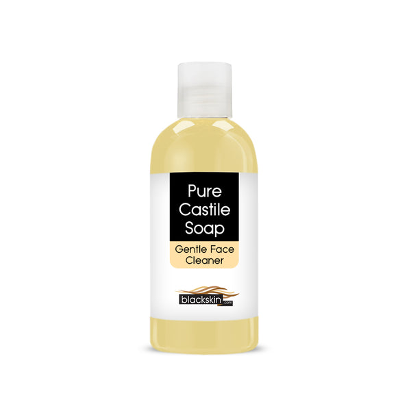 Gentle Face Wash - Pure Castle Soap 8oz