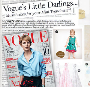 Vogue's Little Darlings!