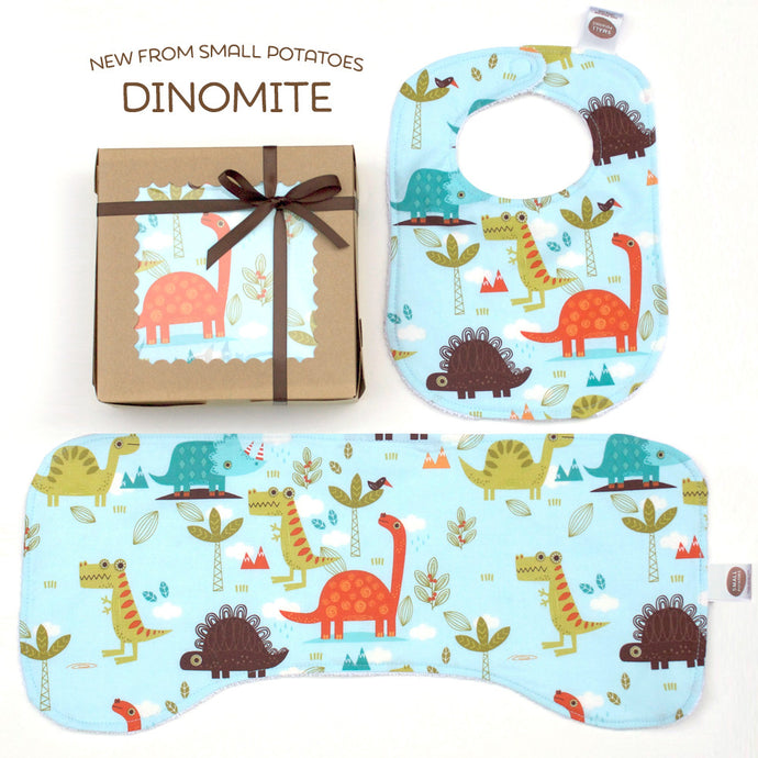 Dinomite and Hinterland Now Available!