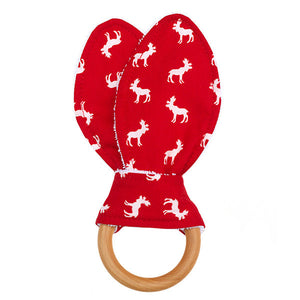 Canada Moose Baby Teether - Small Potatoes