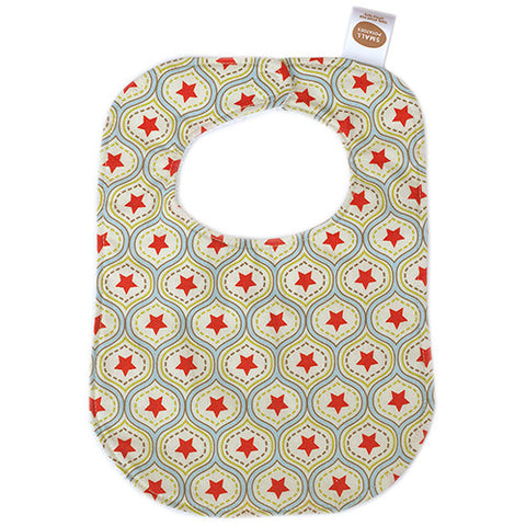 All-Star Damask Bib