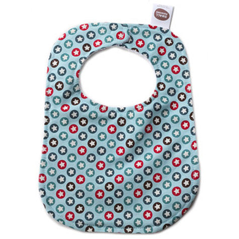 All-Star Tiny Star Bib - Small Potatoes
