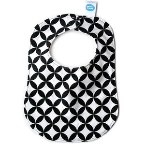 Black Diamonds Bib - Small Potatoes