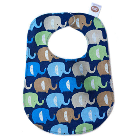 Elephant Love Bib - Small Potatoes