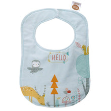 Faraway Friends Bib - Small Potatoes - 1