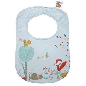 Faraway Friends Bib - Small Potatoes - 2