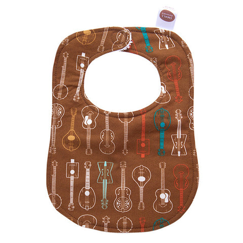 Folk Guitars Bib