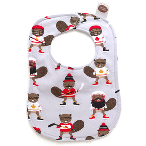 Hockey Beavers Bib