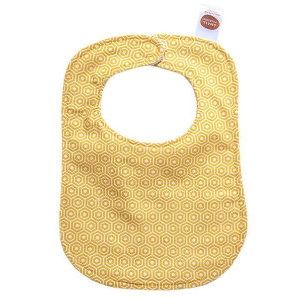 Honeycomb Bib - Small Potatoes