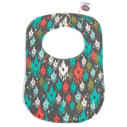 Ikat Garden Bib - Small Potatoes