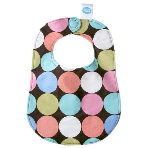 Mod Dots Multi Bib - Small Potatoes
