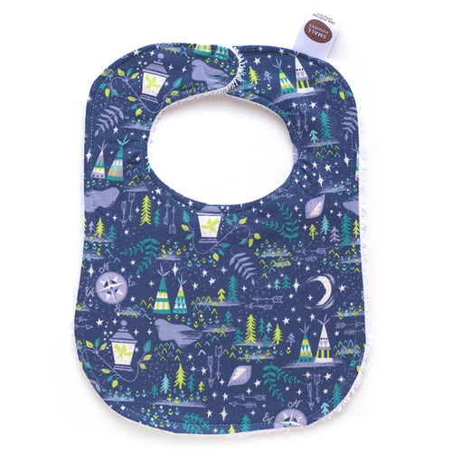 Neverland Escape Bib