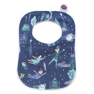 Neverland Flight Bib