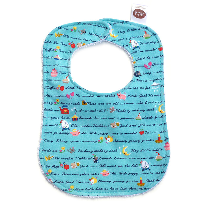 Once Upon a Rhyme Bib