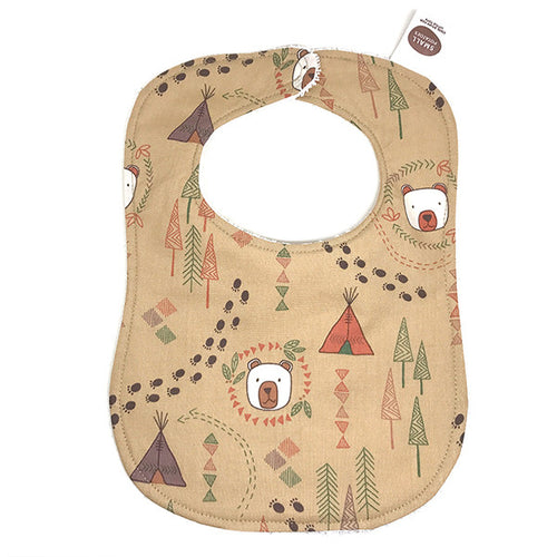 Wigwam Woods Bib - Small Potatoes