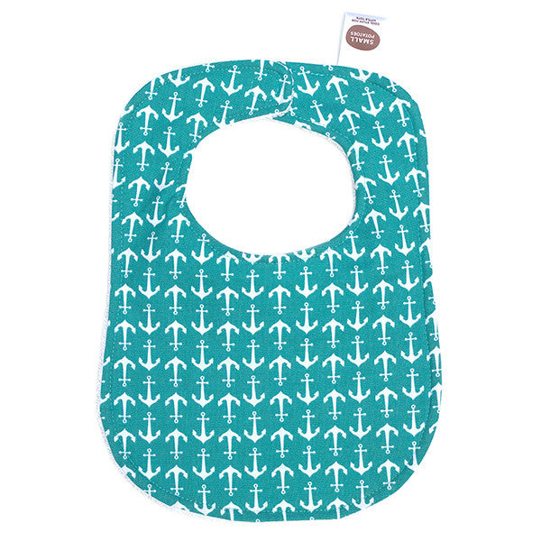 Anchors Away Bib - Small Potatoes
