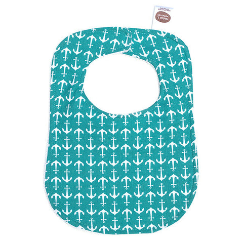 Anchors Away Bib