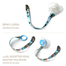EDS071 Binky Leash - Small Potatoes - 3