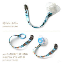 EDS028 Binky Leash - Small Potatoes - 3