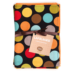 Gum Ball Dark Lap Blankie