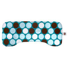 All-Star Blue Dots Burp Cloth - Small Potatoes - 2