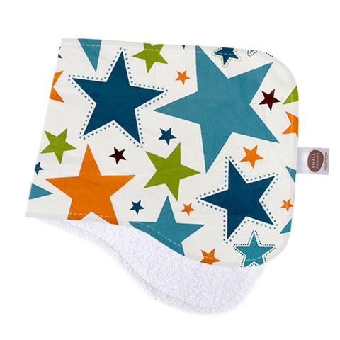 All-Star Party Burp Cloth
