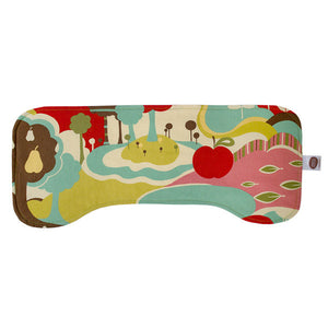 Avant Orchard Blue Burp Cloth - Small Potatoes - 2