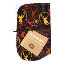 Buck Wild Burp Cloth