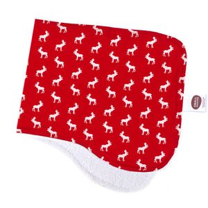 Canada Moose Burp Cloth - Small Potatoes - 1