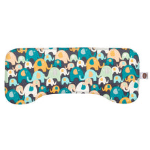 Elephant Splash Burp Cloth - Small Potatoes - 2