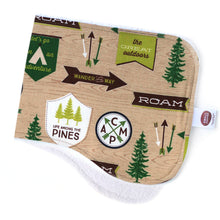 Great Outdoors Burp Cloth