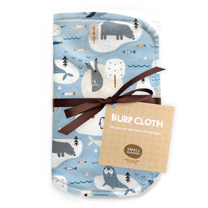 Habitat Arctic Burp Cloth
