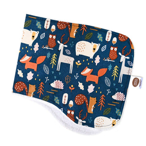 Habitat Forest Burp Cloth