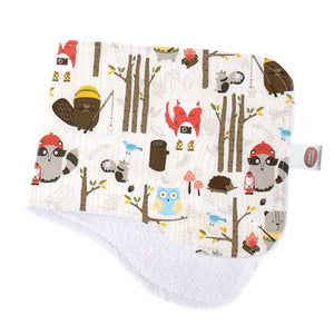 Hinterland Burp Cloth - Small Potatoes - 1